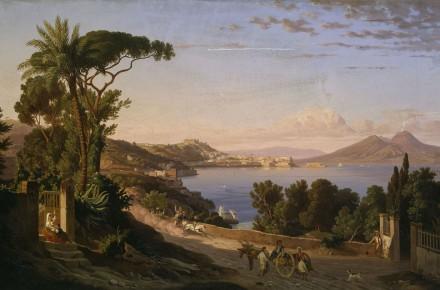 Carl Wilhelm Götzloff (1799-1866) – Ein Dresdner Landschaftsmaler am Golf von Neapel
