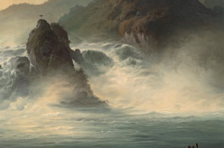 Der Rheinfall – Erhabene Natur und touristische Vermarktung