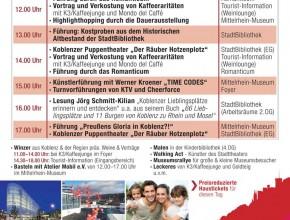 (Deutsch) 2 Jahre Forum Confluentes mit Familienfest am 20. Juni 2015