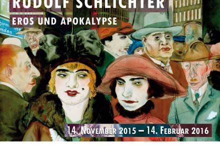 (Deutsch) Rudolf Schlichter – Eros und Apokalypse