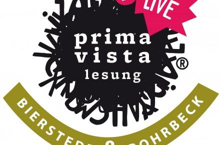 (Deutsch) Prima Vista Lesung®mit Detlef Bierstedt und Oliver Rohrbeck