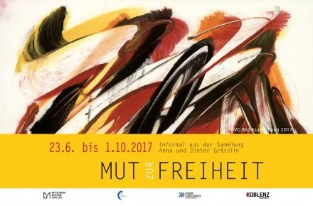 (Deutsch) Begleitprogramm: Mut zur Freiheit