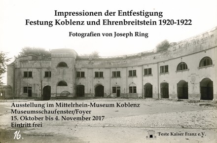 Ausstellung 20 Jahre Feste Kaiser Franz e.V.