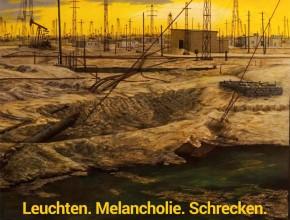 (Deutsch) Leuchten. Melancholie. Schrecken. Robert Schneider –  Malerei