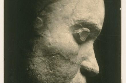 Kabinettausstellung im Mutter-Beethoven-Haus:Vom Bild zum Mythos Beethovens Lebendmaske und ihre Geschichte