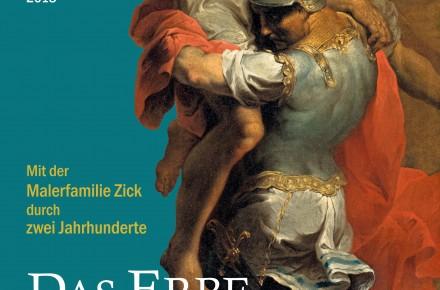 (Deutsch) Das Erbe der Väter. Mit der Malerfamilie Zick durch zwei Jahrhunderte