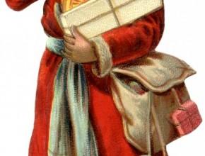 (Deutsch) Lesung am Nikolaus-Tag, Mittwoch, 6. Dezember 2017, 18:30 Uhr