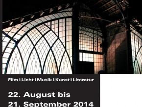 SAYNER HÜTTE Welt in Schwarz und Weiß (22. August bis 21. September 2014)