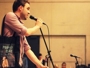Poetry-Slam Workshop mit Philipp Herold