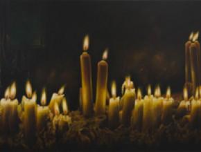 (Deutsch) Begleitprogramm: Leuchten. Melancholie. Schrecken. Robert Schneider Malerei