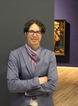 Museumsdirektor Dr Markus Bertsch