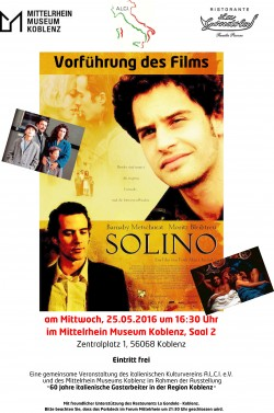 Flyer Film Solino