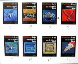 24-entwurf-Silberne Spinne