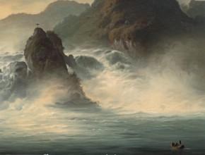 (Deutsch) Der Rheinfall – Erhabene Natur und touristische Vermarktung