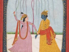 (Deutsch) Vortrag:Exotische Pracht und märchenhafter Reiz-Indische Miniaturmalerei