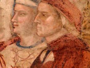(Deutsch) Buchvorstellung La Bellezza dell' Intelletto   ˗  Die Schönheit des Intellekts Das Dantebildnis im Bargello zu Florenz von Anna Maria Knerr M.A.