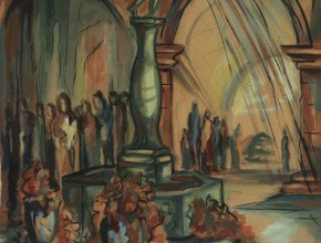 """Philipp Dott-Ein """"immer ruheloser Künstler"""" prägte seine Region"""