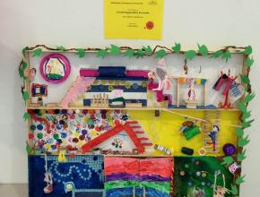 Wettbewerb: »Koblenzer Kinder malen ihren Kindergarten der Zukunft«