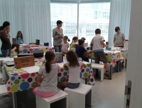 Sommerferienworkshop: Aus Alt mach Neu