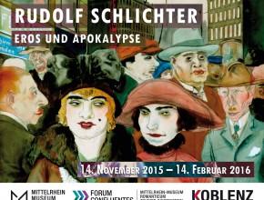 Rudolf Schlichter – Eros und Apokalypse