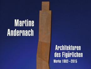 Martine Andernach. Architekturen des Figürlichen, Werke 1982-2015