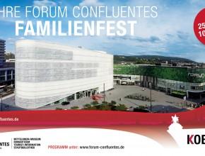 3 Jahre Forum Confluentes Familienfest