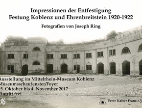 (Deutsch) Ausstellung 20 Jahre Feste Kaiser Franz e.V.