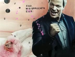 """""""FußballKunst – Die wirklich schönste Nebensache der Welt"""" mit Iris Stephan und Julja Schneider"""