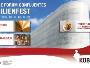 5 Jahre Forum Confluentes Familienfest