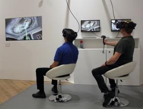 Virtuelle Realität in der Dauerausstellung