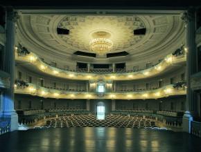 """(Deutsch) """"Spielerische Schöpfung. Bühne und virtueller Raum"""" in Zusammenarbeit mit dem Theater Koblenz"""